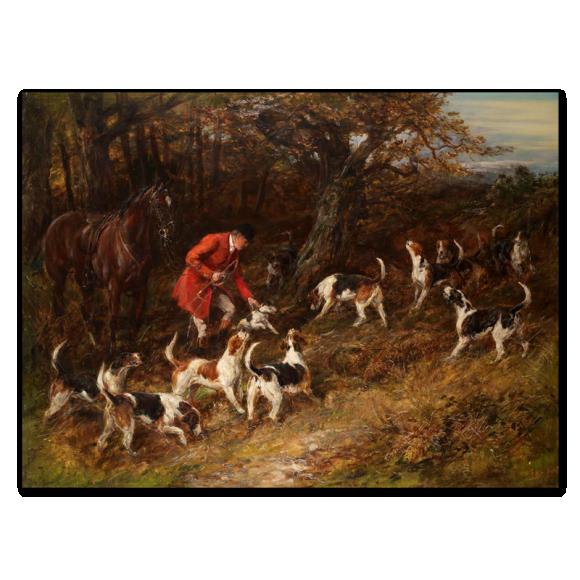 Hunting Scene Image 1