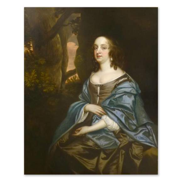 Portrait of Judith Pelham, later Lady Monson Image 1