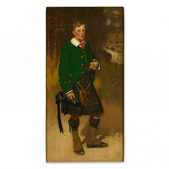 The Young Laird Image 1