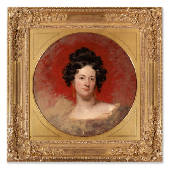 Portrait of Wilhelmina Bowlby Image 1