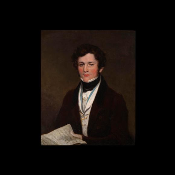 Portrait of Sir Henry Rowley Bishop (1786-1855) Image 2