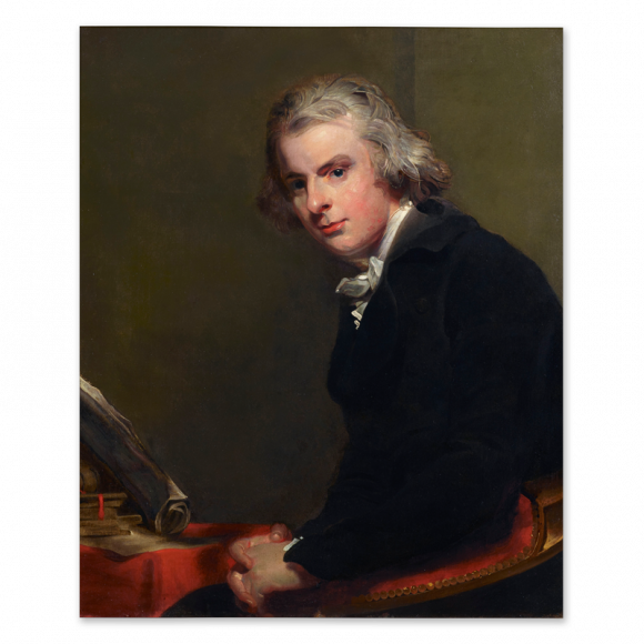 Portrait of Samuel Rose Image 1