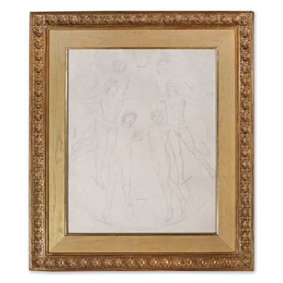 Study of Six Figures Image 1