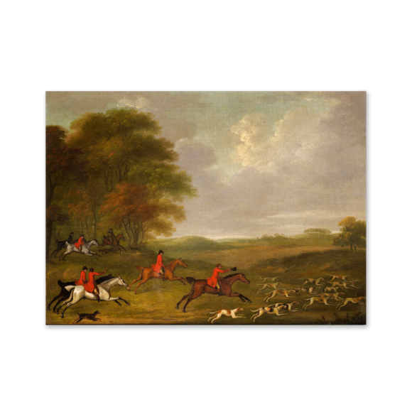 Hunting Scenes - A set of 3 Image 4