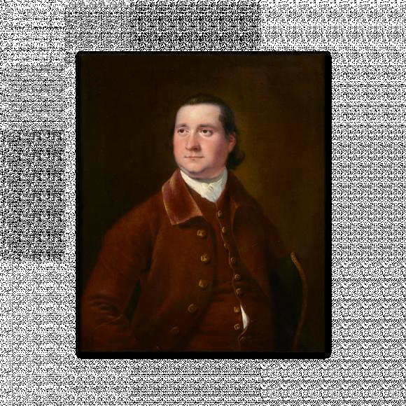 Portrait of Nicholas Hutchinson Image 2