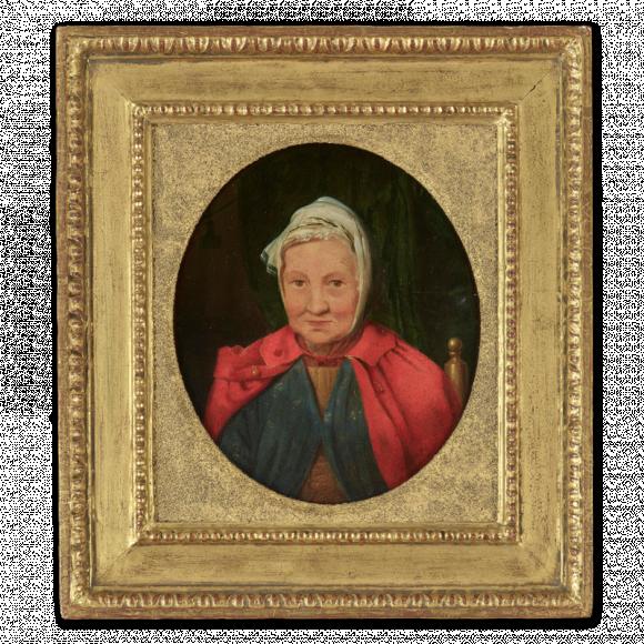 Benjamin West's Landlady in Rome Image 2