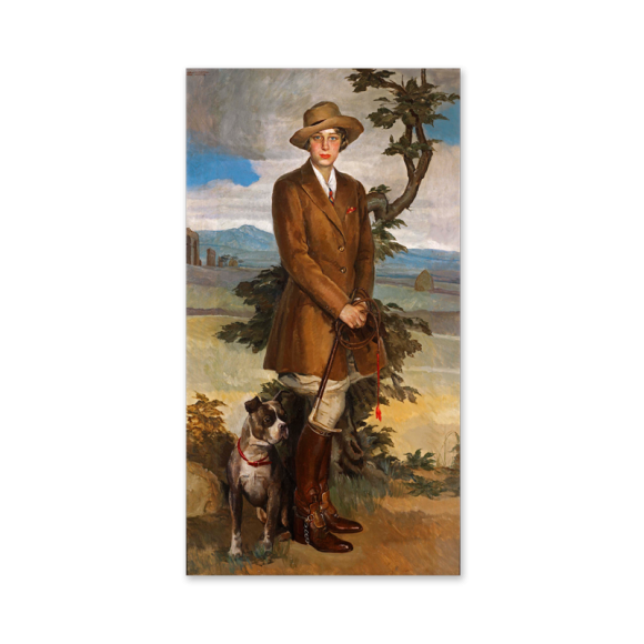 Portrait of Elizabeth (Bettie) Northrup Powell (1907-2011) Image 2