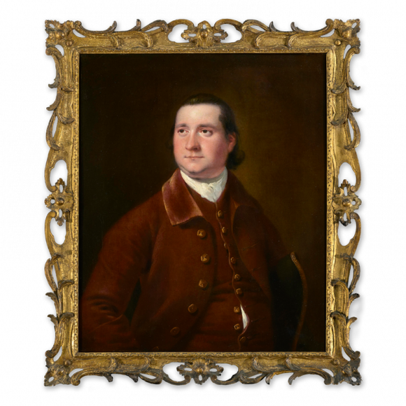 Portrait of Nicholas Hutchinson Image 1