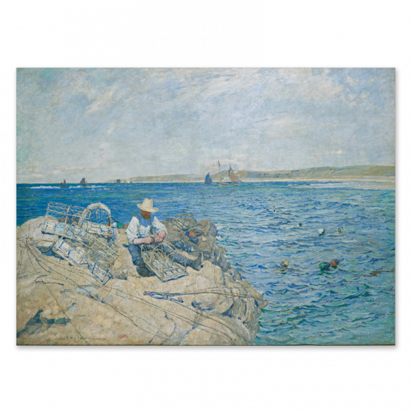 A Lobster Fisher Image 1