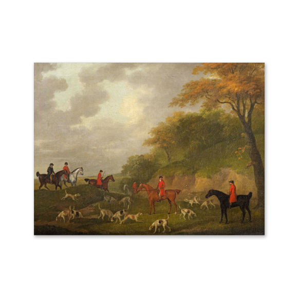 Hunting Scenes - A set of 3 Image 6