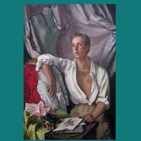 Portrait of Jacques Fath Image 1