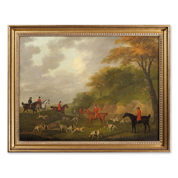 Hunting Scenes - A set of 3 Image 5